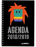 Agenda Auronplay,  2018-2019 (YOUTUBERS)