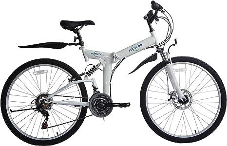 Bicicleta de MontaÑA Para Mujer, Ecosmo 21Sp Shimano ...