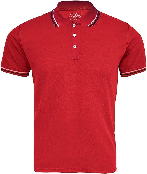 A2Z 4 Kids Enfants Filles Polo Cou T Shirt C/ôtel/é Coton Polo Roul/é Cou Jumper Longue Manche Top /Âge 2 3 4 5 6 7 8 9 10 11 12 13 Ans