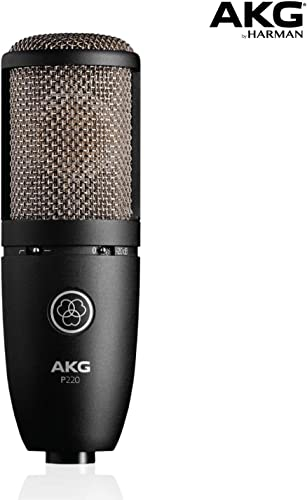 AKG P220 Vocal Condenser Microphone