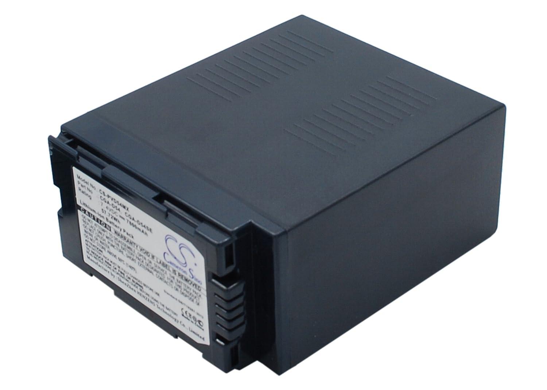 Cameron Sino Rechargeble Battery for Panasonic ag-dvx100ae (7800 mAh / 57.72 WH)   B01DNNMXVE