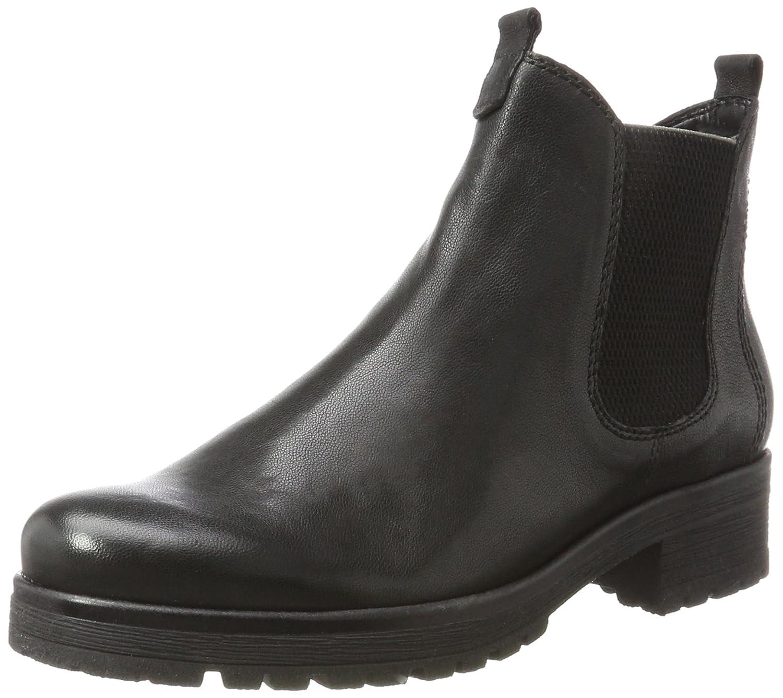 Gabor Shoes Comfort Sport, Botas para Mujer Negro (17 Schwarz Micro)