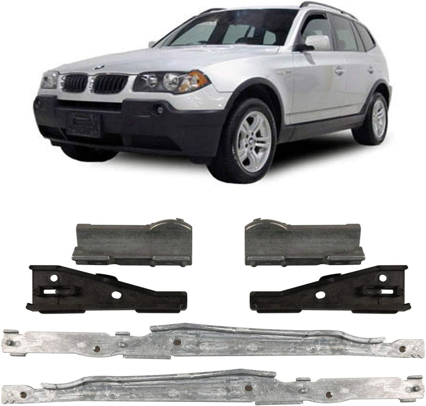 Panoramic Sunroof Repair Kit Set Compatible With BMW X5 E53 BMW X3 ...