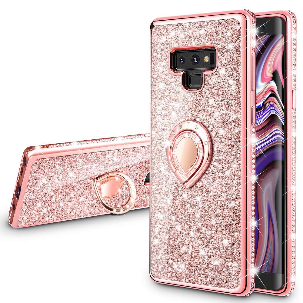 Funda para Samsung Note 9 Glitter Con Pie VEGO (7GB7611L)