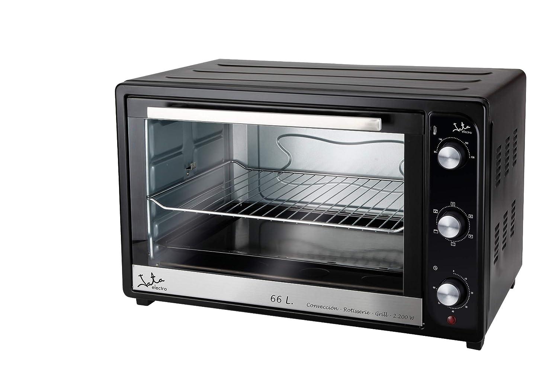 Jata HN966 - Horno con 4 funciones: rotisserie, horno, grill y ...