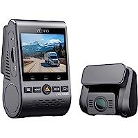 VIOFO A129Pro Duo 4K Dual Dash Cam 3840 x 2160P Ultra HD 4K Front and 1080P Rear Car WiFi Dash Camera Sony 8MP Sensor…
