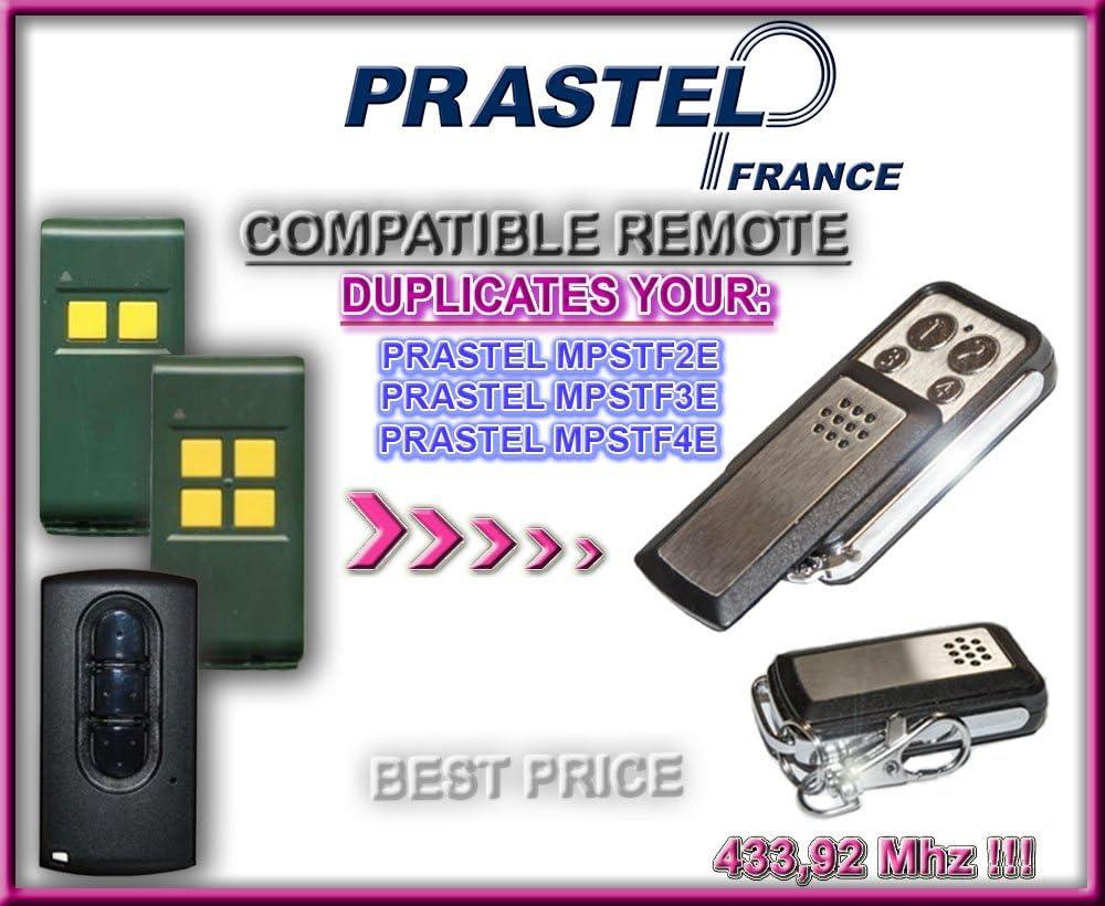 Remote control multiroll-Dip Rolling Code Compatible Prastel Bfor mt2e mt4e