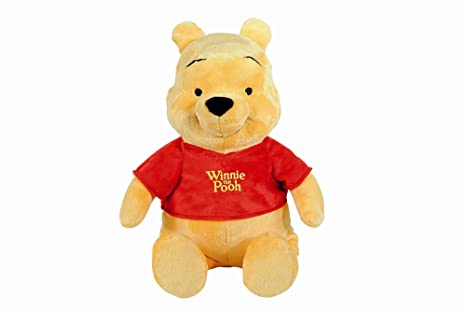 Disney-6315872658 Winnie The Pooh Peluche 61cm, Multicolor (Simba ...