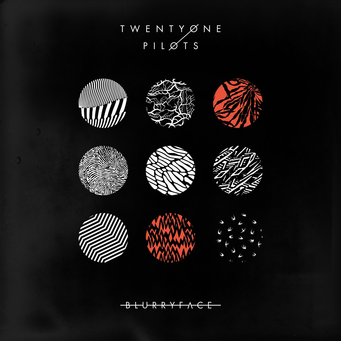 CD : Twenty One Pilots - Blurryface (CD)