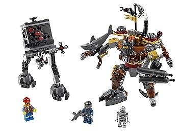 Lego Movie 70807 Eisenbarts Duell Amazonde Spielzeug