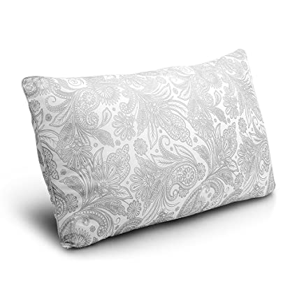 Amazon Nakital Pillows For Sleeping Organic Cervical Shredded Impressive Memory Foam Decorative Pillow