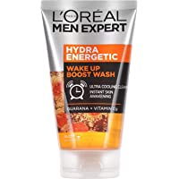 L'Oréal Paris Men Expert, rengöringsgel, Hydra Energetic Wash, 100 ml
