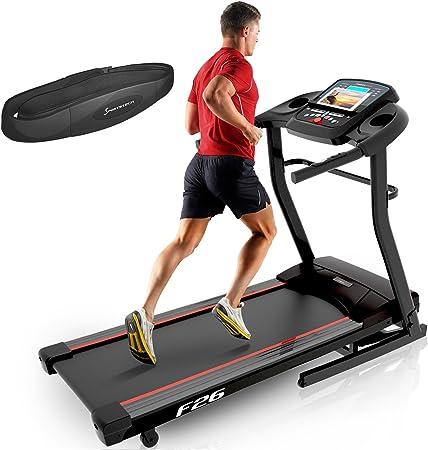 Sportstech F26 Cinta de correr profesional con control mediante ...