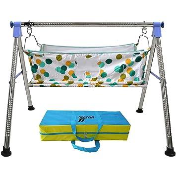 multipro baby cradle n swing ghodiyu with flat sleeping bed premium indian style cloth hammock having buy multipro baby cradle n swing ghodiyu with flat sleeping bed      rh   amazon in