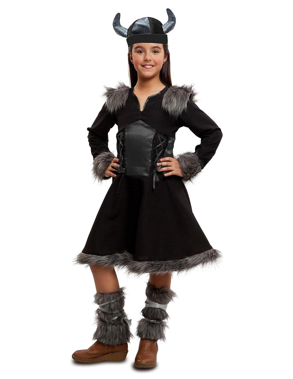 VIVING - Disfraz infantil vikinga 7/9 años: Amazon.es: Juguetes y ...