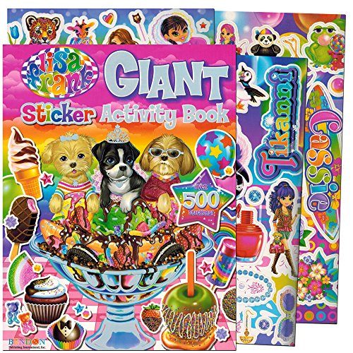 Lisa Frank Stickers ~ Over 500 Stickers