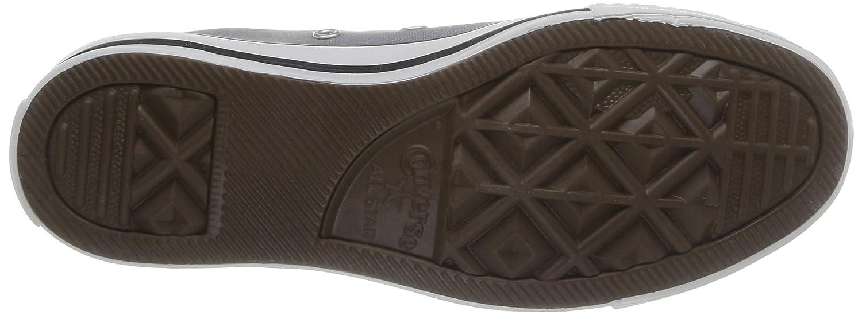 Converse AS Hi Can charcoal (Grau) 1J793 Unisex-Erwachsene Sneaker Grau (Grau) charcoal ad51a6