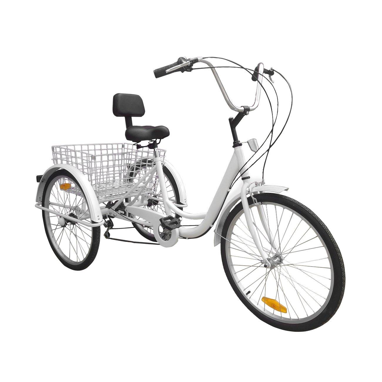 Paneltech Triciclo para adultos 24