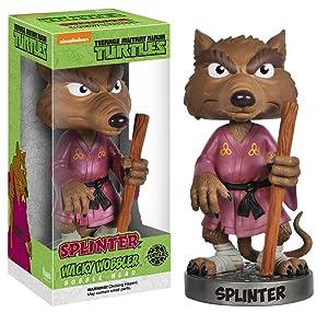 Funko Teenage Mutant Ninja Turtles: Splinter Wacky Wobbler
