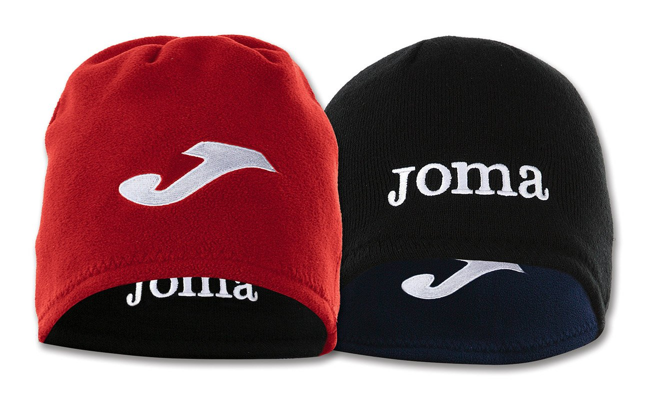 JOMA HAT REVERSIBLE RED L 400038_600_L