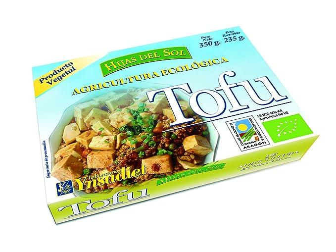 Hijas Del Sol Bio Tofu de Agricultura Ecolgica - 260 gr - [Pack de 6