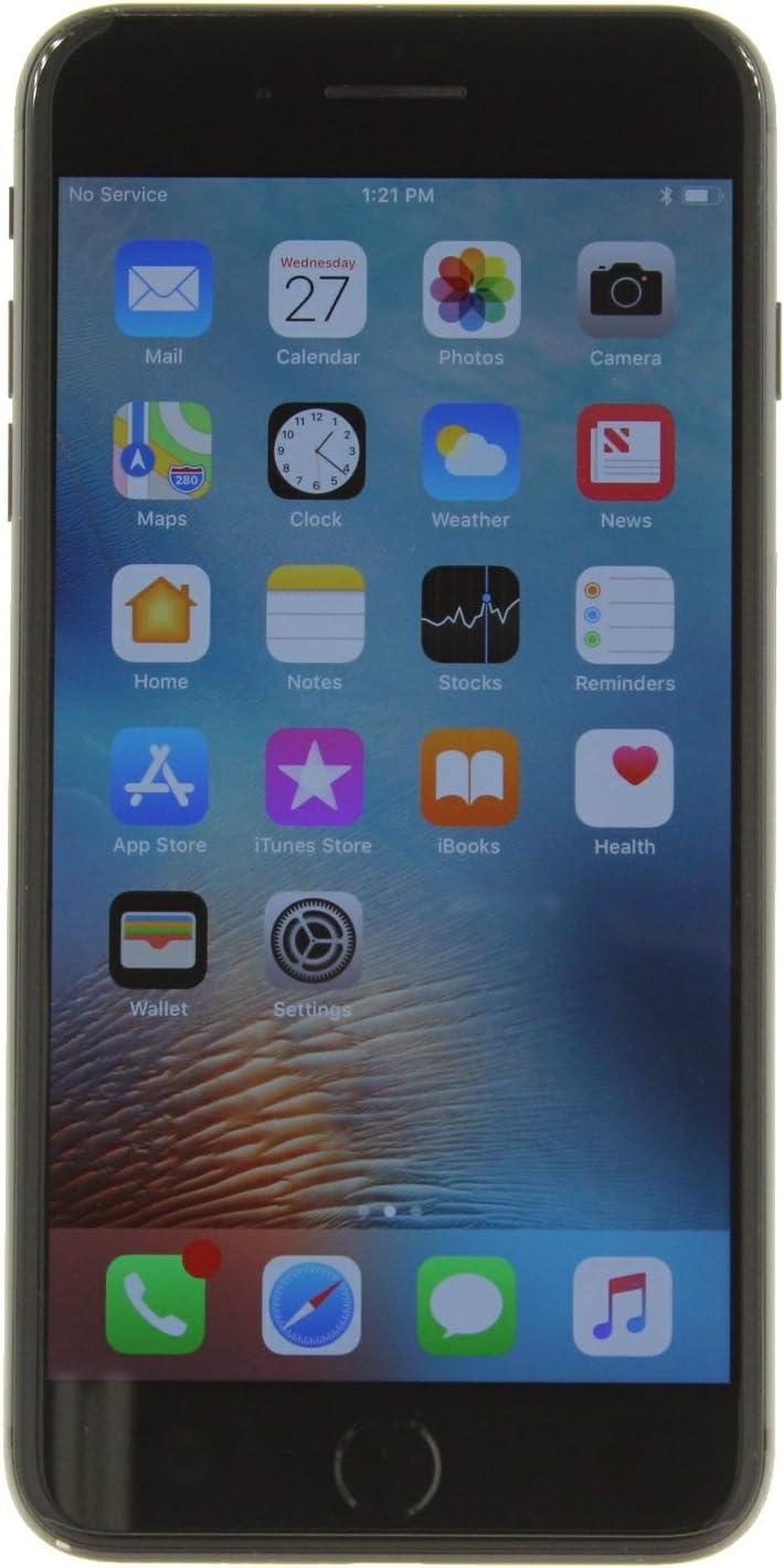 Apple iPhone 8 Plus, 64GB, Space Gray - For Sprint / Verizon (Renewed)