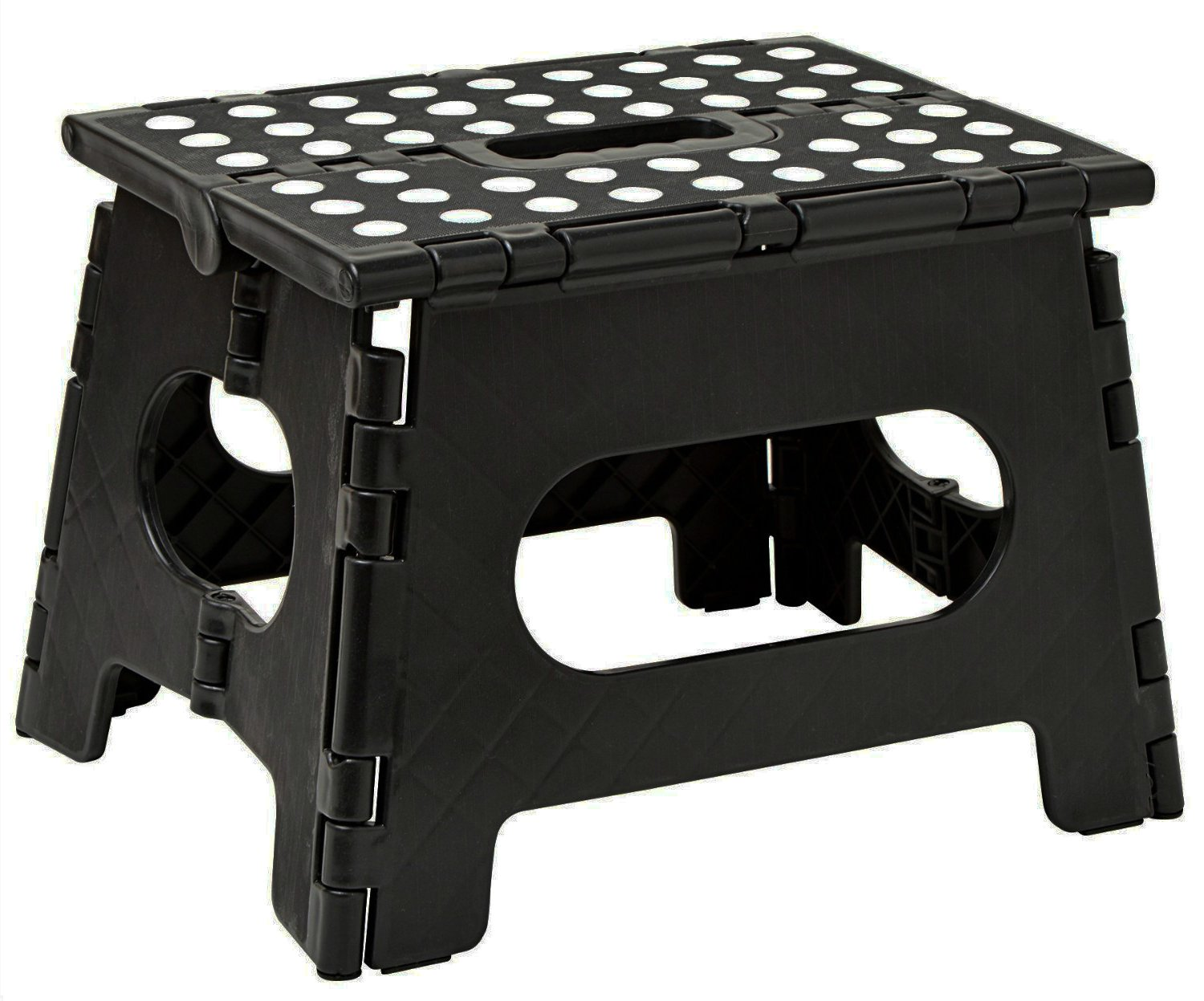 Folding Step Stool The Lightweight Step Stool Is Sturdy
