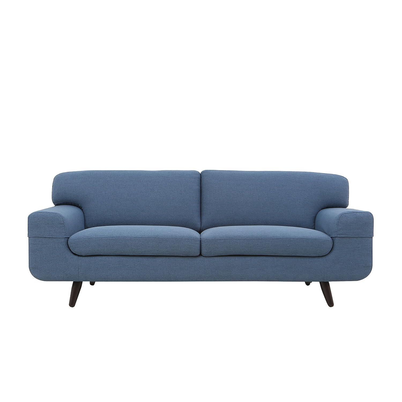 Astounding Amazon Com Magari Furniture Mid Century Couch Fabric Dailytribune Chair Design For Home Dailytribuneorg