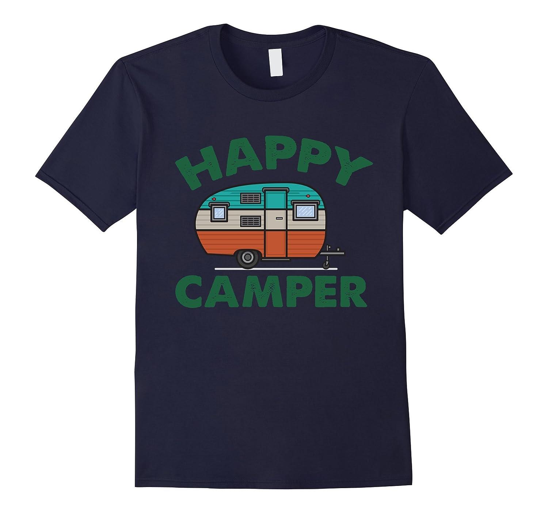 Happy Camper T-Shirt-TD