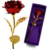 UniteStone Gifts for Women for Whom you loved,Pretty Red Rose as Gifts For Her Nice Gifts For Girls,Unique Gift for Mom