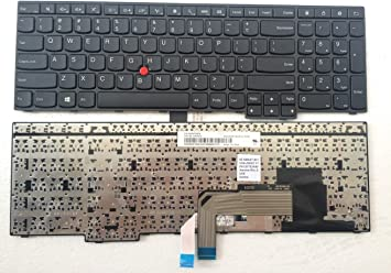 New Original Keyboard for Lenovo IBM Thinkpad E550 E550C E555 free shipping
