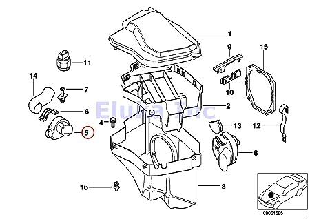 E46 Heater Box