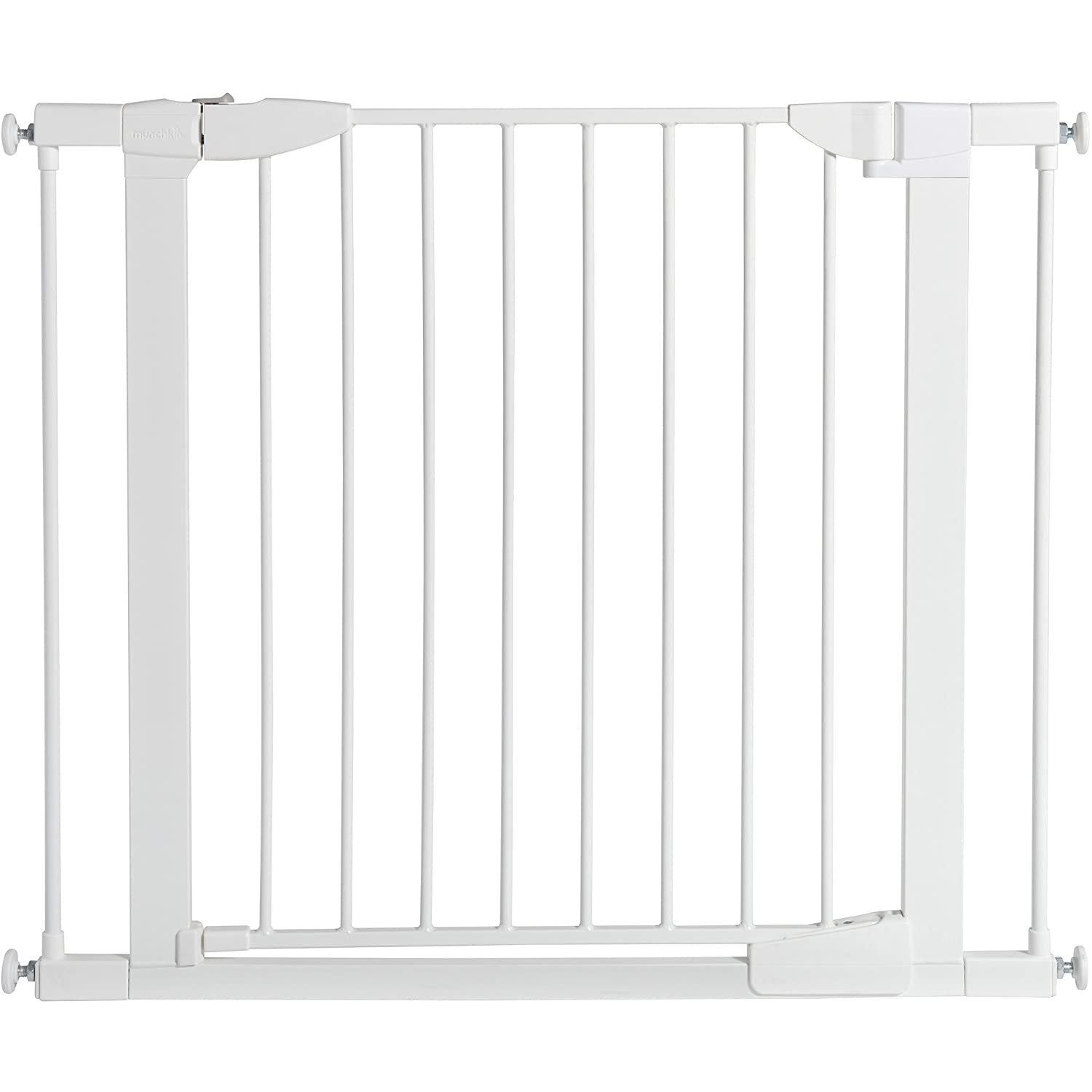 Munchkin Auto Close Pressure Mount Baby Gate For Stairs
