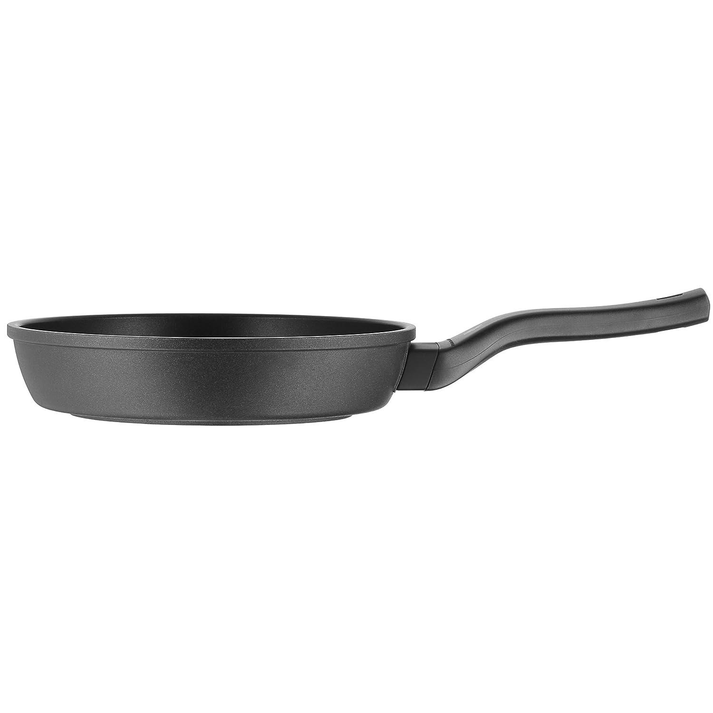 Amazon.com: WMF 576244291 Poêle à frire Noir 24 cm Fonte daluminium: Home & Kitchen