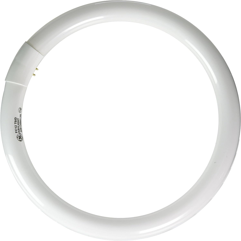 GE Lighting 11039 32-Watt DayLight Circline T9 Light Bulb, 1-Pack