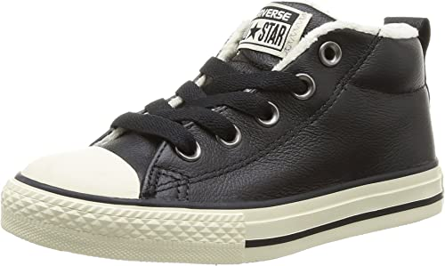 Converse Chuck Taylor All Star Junior Street Leather