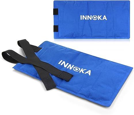 innoka reutilizable caliente y frío terapia arcilla Pack/envoltura ...