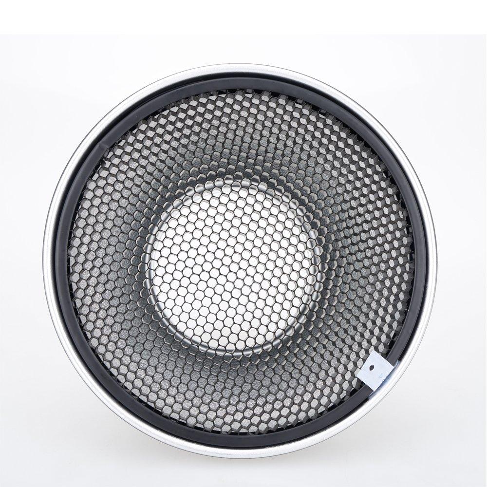 Godox Standard Reflector 7''/18cm Diffuser with 20/40/60 Degree Honeycomb Grid for Bowens Mount Studio Light Strobe Flash by Godox (Image #2)