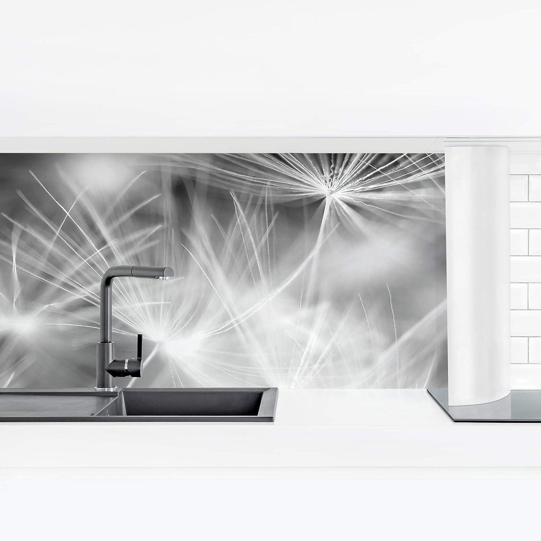 Bilderwelten K/üchen R/ückwand Spritzschutz Folie selbstklebend Venedig Premium 40 x 140cm
