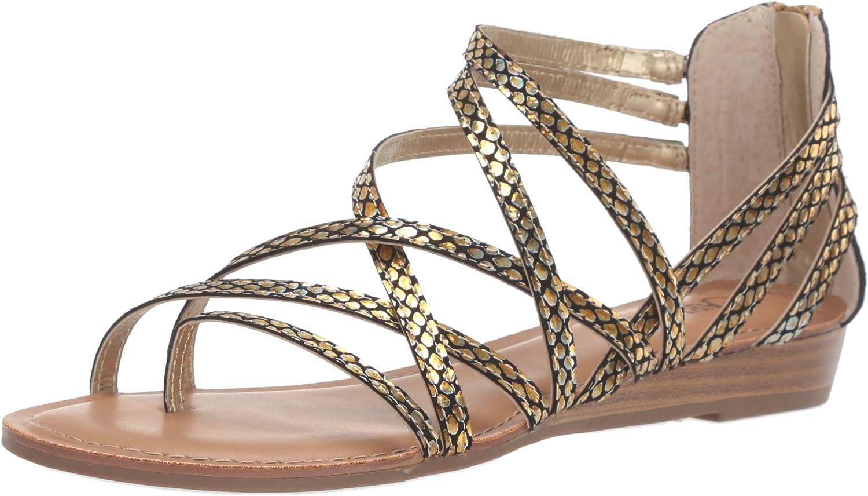 Carlos by Carlos Santana Womens Amara 2 Braided Flat Sandals Shoes BHFO 6426