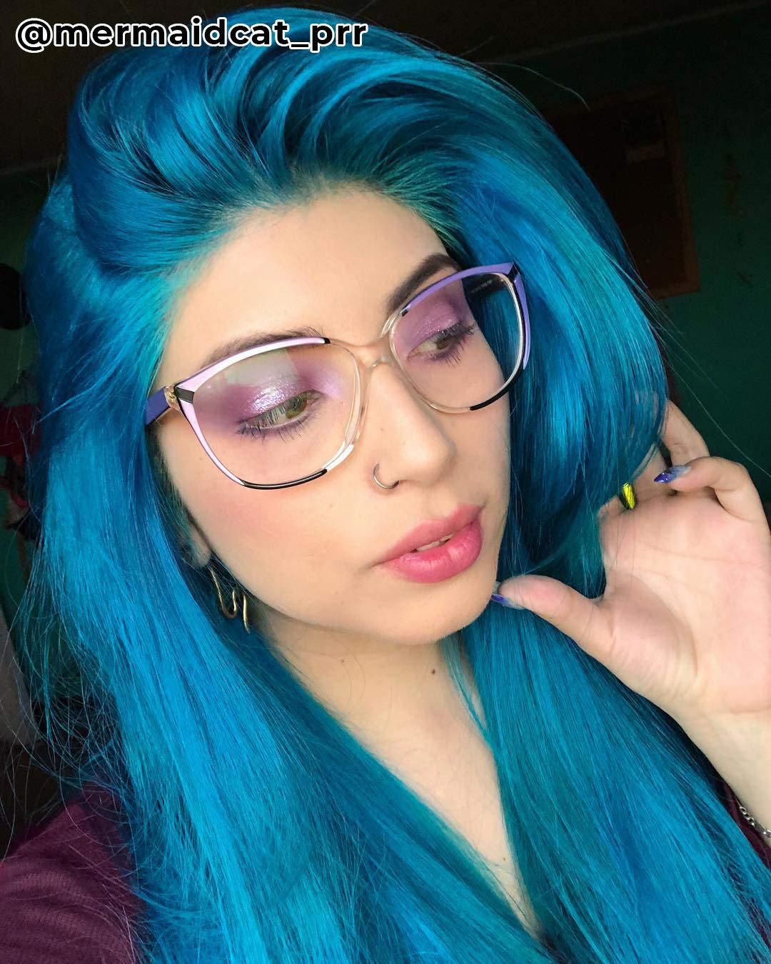 Arctic Fox Semi Permanent Hair Color Dye 8oz Aquamarine
