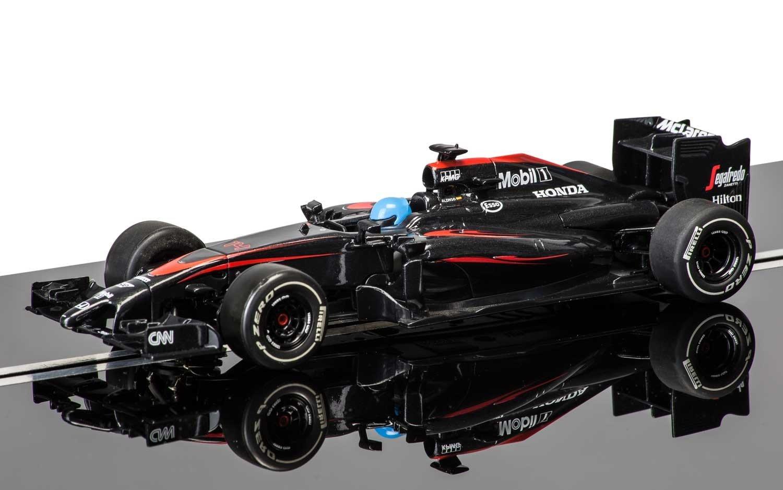 Scalextric C McLaren F Fernando Alonso