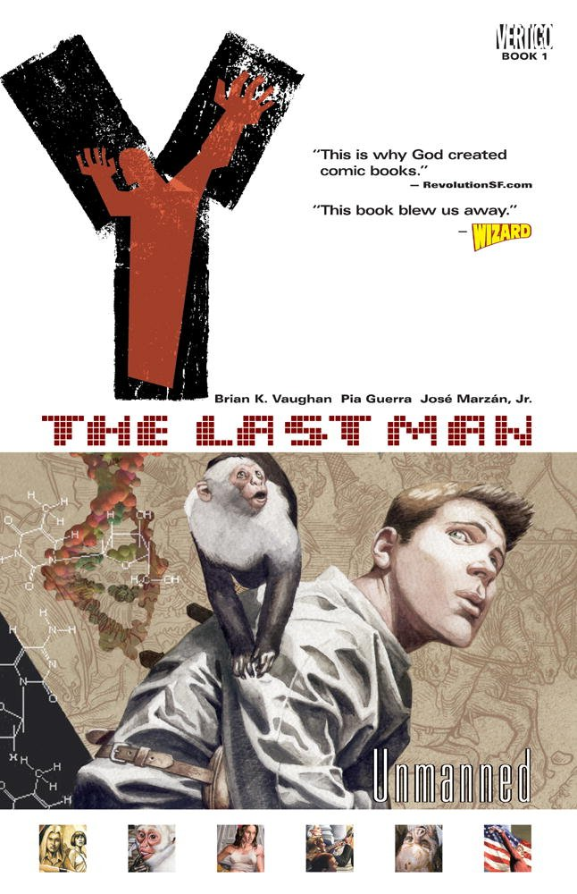 Download Y The Last Man The Deluxe Edition Book Two Y The Last Man 3 4 By Brian K Vaughan