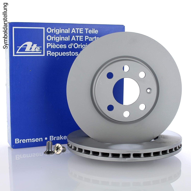 ATE Ceramic Beläge vorne Mercedes E-Klasse 2x ATE Bremsscheiben Ø300mm