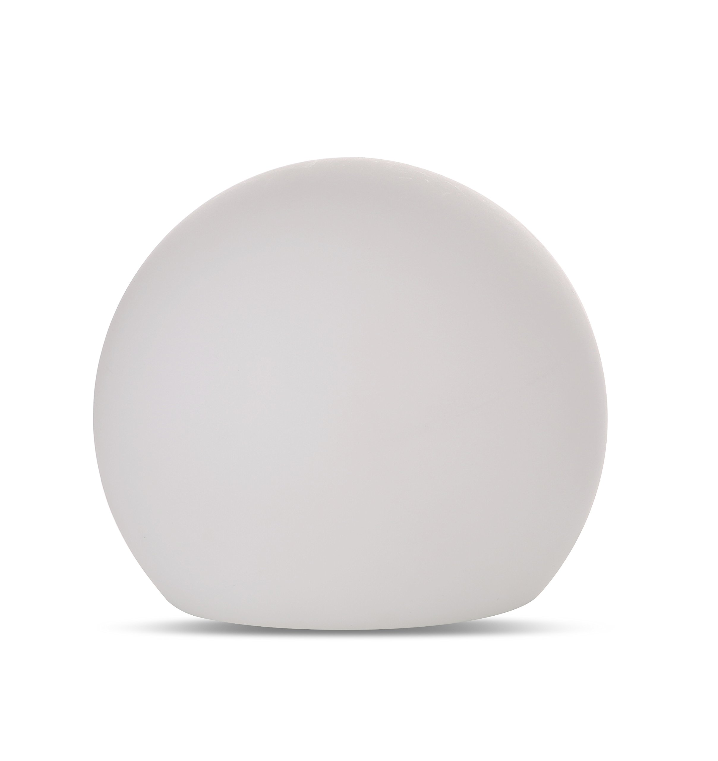 WiFi Smart Ambient LED Ball Night Light Work with Amazon Alexa and Google Home, Bedside/Table Lamp for Kids, Multi-Function Color Changing Rechargeable Cordless Portable Outdoor Waterproof