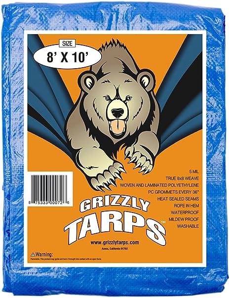 B-Air Grizzly Tarps Tarp Cover