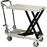 Jet Tools - SLT-1650, Scissor Lift Table, 1,650-lb. Capacity (140779)