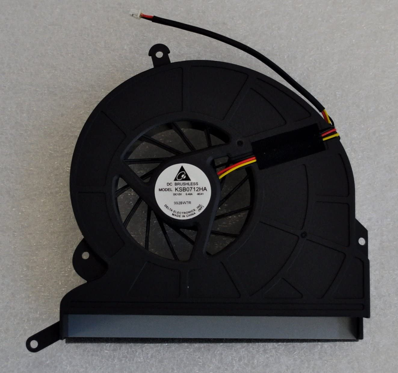 CPU Cooling Fan 537566-001 for HP Pavilion All-In-One MS200 MS218 MS220 MS225 MS235 PC