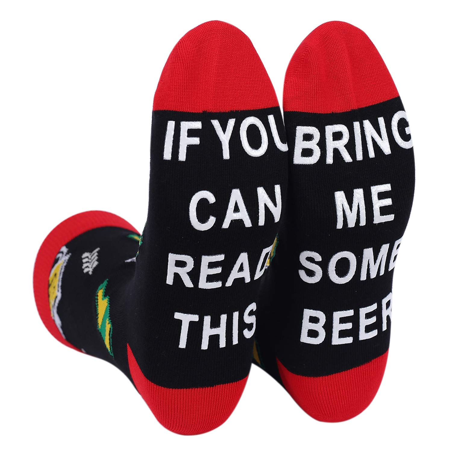 Great socks for my Tea and Taco loving friend
