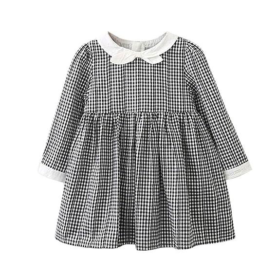 K-youth® ropa bebe niña invierno 2017 otoño recién nacido bebé vestidos nina fiesta